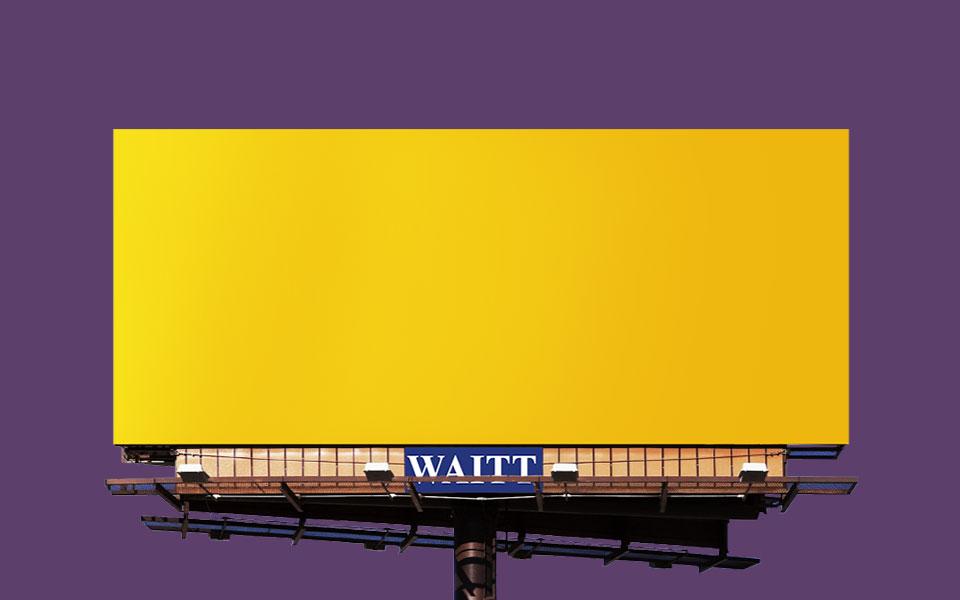 طراحی بیلبرد تبلیغاتی